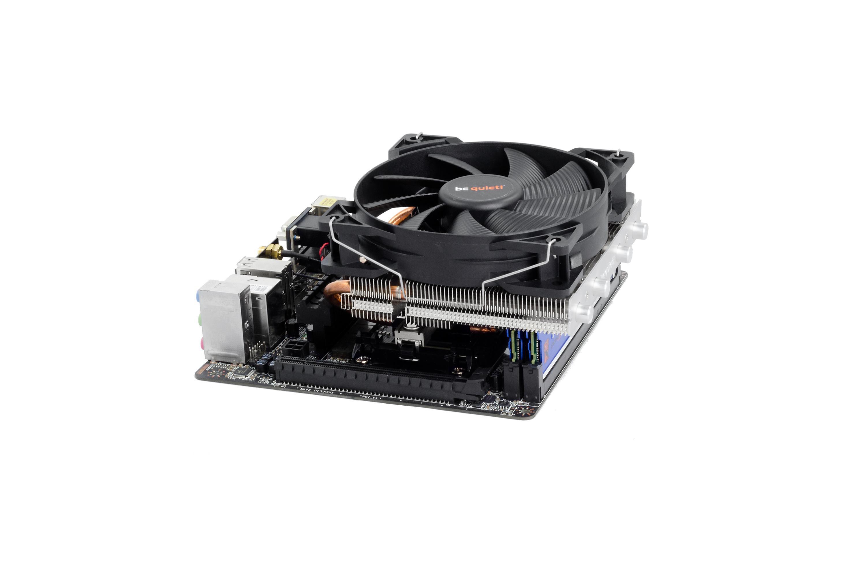 be quiet! Shadow Rock LP, Intel LGA 775/1150/1155/1156/1366/2011, AMD 754/939/940/AM2(+)/AM3(+)/FM1/FM2