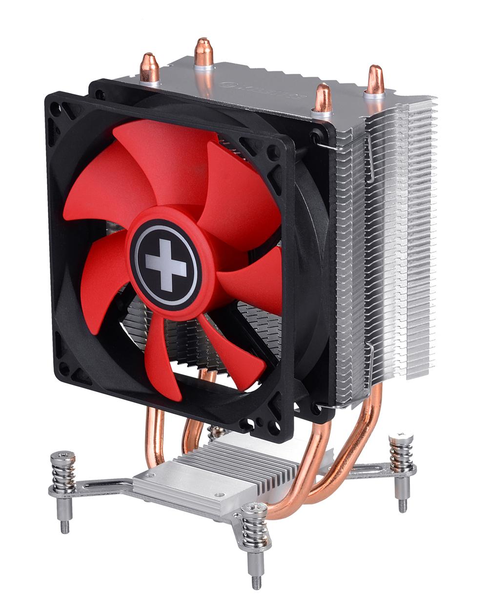 XILENCE CPU cooler 2HP Cooler Intel // I402, Performance C, LGA 1150/1155/1156, 14.0 - 23.8 dB(A), 92 x 92 x 25mm, PWM