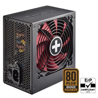 XILENCE Performance A+, 830 W, 80Plus Bronze, ERP2014 APFC, 20+4 ATX, 2x4pin, (3x pata + fdd), (3x sata), (3x sata), 2x(2x(PCIe 1/6 + 2Pin)), OVP, UVP, OCP, OTP, SCP, OLP // XP830R8