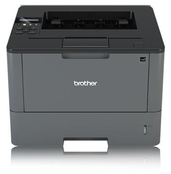 Brother HL-L5100DN Zwart-wit A4 laserprinter 40PM/LAN/USB