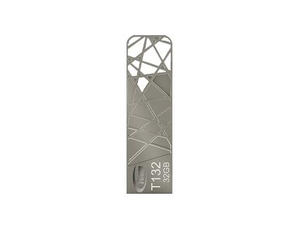 Team USB 3.0 TR132 stick 32GB, High-quality matted metal finishing, 4,1 x 1,22 x 0,45 cm