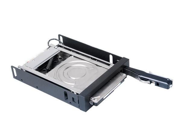 Akasa Lokstor M25, Single 3.5 Bay for 2.5 SSD/HDD Mobile rack