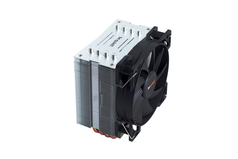 be quiet! Pure Rock, 150W TDP, Intel: 775 / 1150 / 1155 / 1156 / 1366 / LGA2011(-3) Square ILM/ AMD: AM2 (+) / AM3 (+) / FM1 / FM2(+) / 754 / 939 / 940
