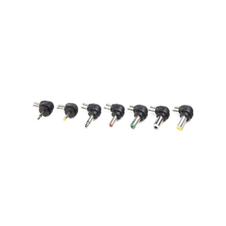 Energenie Universele AC/DC adapter, 12 W, instelbaar van 3-12 V, 7 verschillende tips, max 0,06 watt idle verbruik