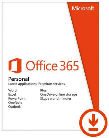 Microsoft 365 Personal - 1 Gebruikers - 1 jaar ESD, PC/Mac