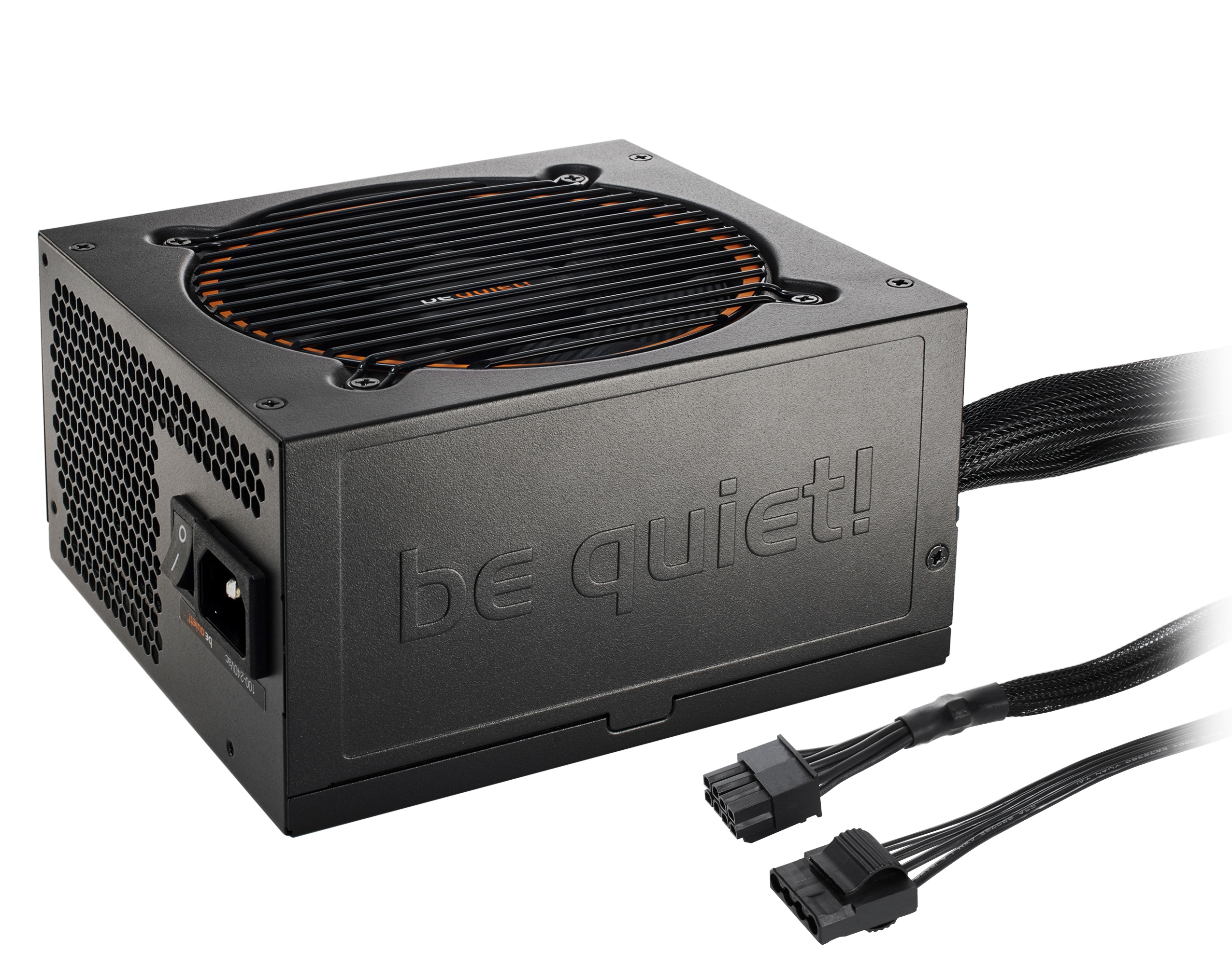 be quiet! Pure Power 11 700W CM, Cable Management, 80+ Gold, ErP, Energy Star 6.0 APFC, Sleeved, 4xPCI-Ex, 6xSATA, 3xPATA, 2 Rails, 120 mm Fan