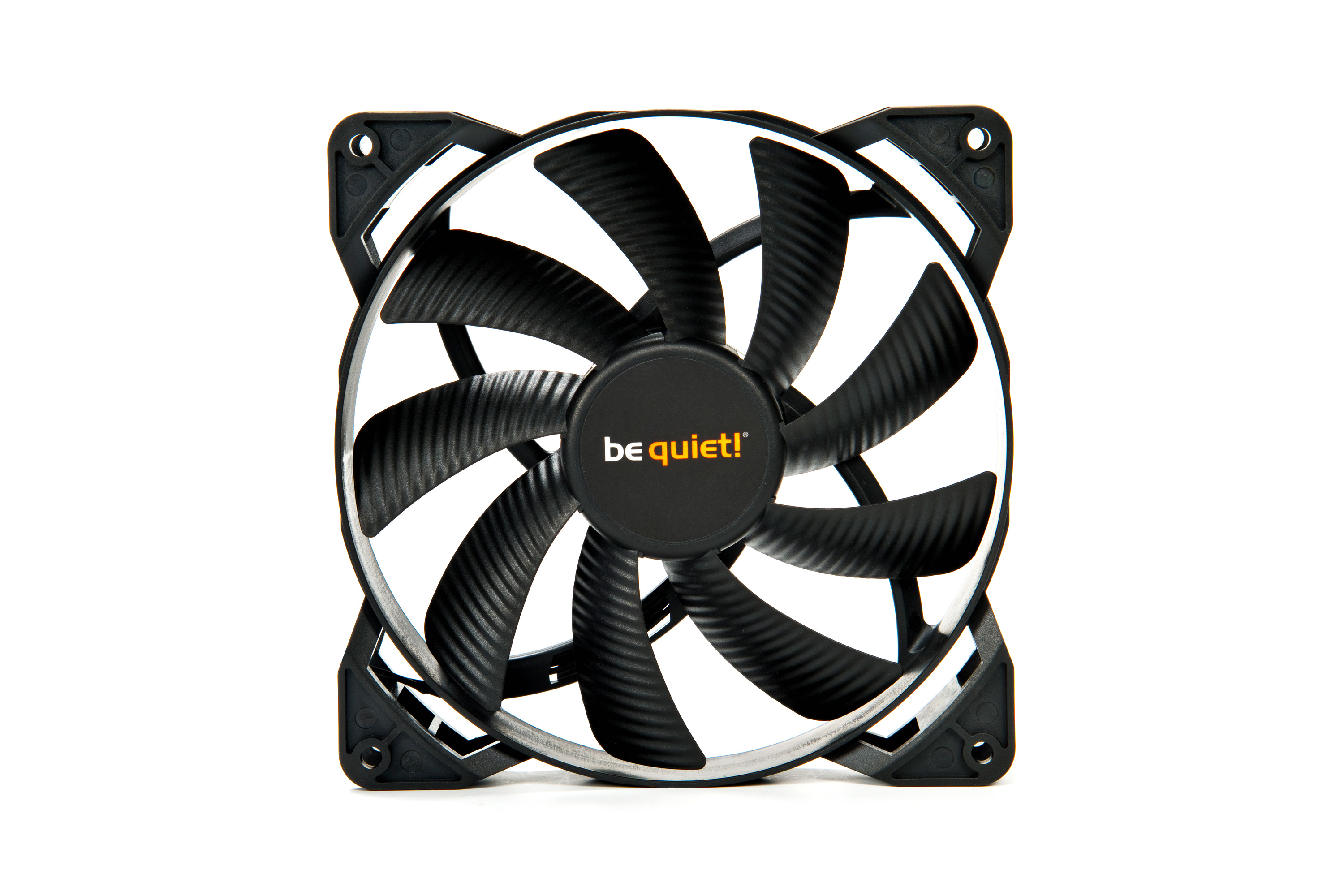 be quiet! Pure Wings 2 140mm, 140x140x25, 1000 rpm, 19,8 dB, 61,2 cfm, 3 pin