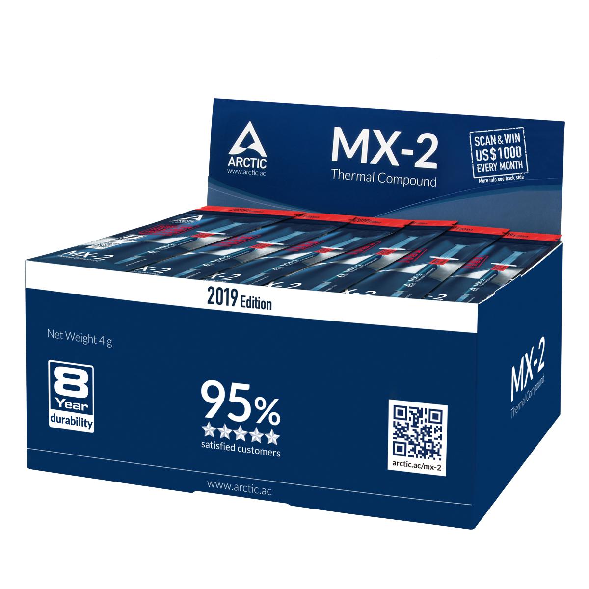 Arctic MX-2 koelpasta, 4 gram