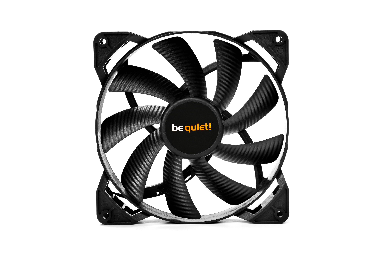 be quiet! Pure Wings 2 140mm PWM high-speed, 140x140x25, 1600 rpm, 37,3 dB, 94,2 cfm, 4 pin