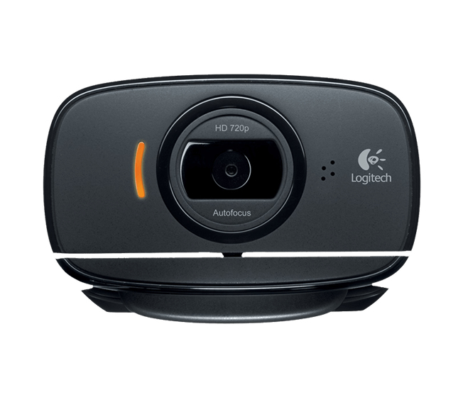 Logitech HD Webcam C525, USB, 720p, 30 fps, mono microfoon, UVC ondersteund