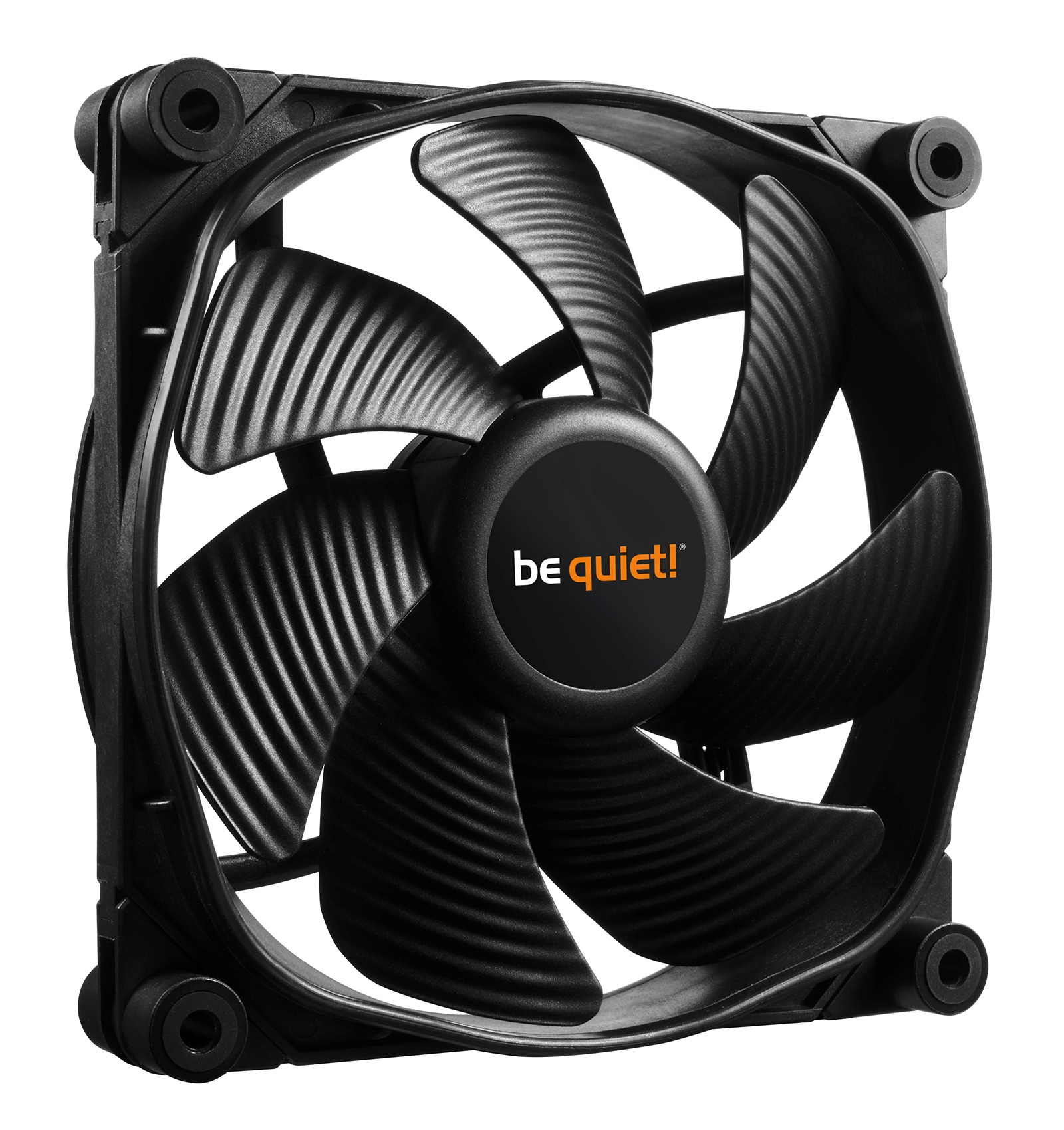 be quiet! SilentWings 3 120mm PWM high-speed, 120x120x25, 2200 rpm, 28,6 dB, 73,33 cfm, 4 pin
