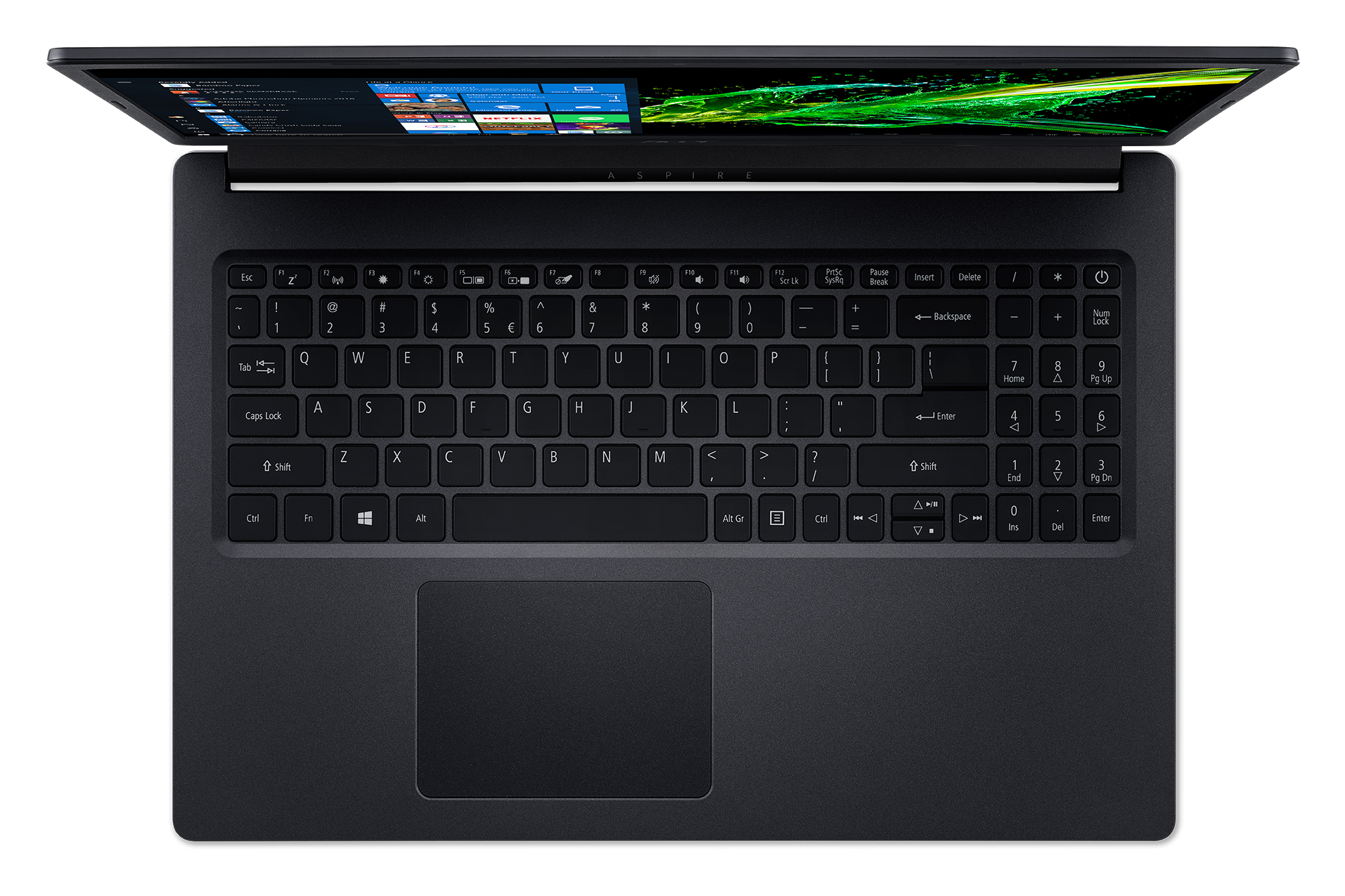 Acer Aspire 3 A315-55G-3983, Charcoal Black, 15.6inch FHD ComfyView LED, i3-10110U, 8GB DDR4, 1TB PCIe NVMe SSD, NVIDIA GeForce MX230 2GB GDDR5, No ODD, Wi-Fi 5 AC + BT 4.0, 36 Wh battery, 0.3MP webcam with Microphone, Windows 10 Home, US Int. Keyboard
