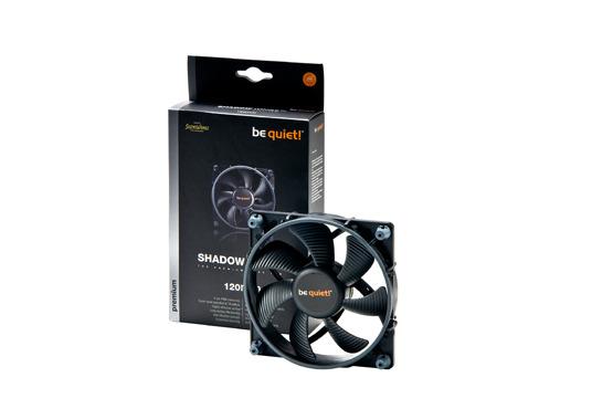 be quiet! fan shadow wings sw1 120mm, high-speed bqt t12025-hr-2 ***