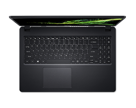 Acer Aspire 3 A315-42-R3CX, Shale Black, 15.6 inch FHD LED, AMD Ryzen 3 3200U, 4GB DDR4, 256GB PCIe NVMe SSD, Vega 3 Graphics, No ODD, Wi-Fi 5 AC + BT 4.0, 48 Wh battery, HD webcam with 2 Microphones, Windows 10 Home in S-Mode , US Intl keyboard