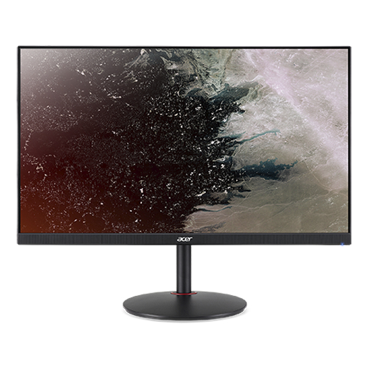 Acer Nitro XV270Pbmiiprx - 27i ZeroFrame FHDIPS 144Hz FreeSync 1ms(VRB) 250nits LED2xHDMI DP MM Audio out Height adj.PivotEURO/UK EMEA MPRII Black Acer EcoDisplay