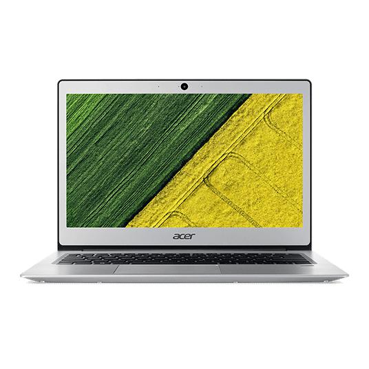 Acer Swift SF113-31-P4D0 Pure Silver 13.3inchFHD IPS LED Intel N4200 Quad Core, 4GB DDR3L, 128GB SSD, Intel HDGraphics 505, HDMI, No ODD, WLAN ac/b/g/n + BT 4.0, HD webcam with 2 Microphones, Finger Print ***
