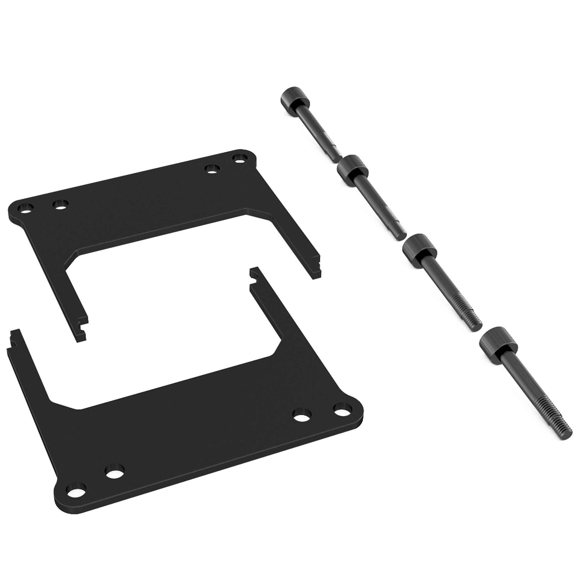 be quiet! Mounting Kit for be quiet! Silent Loop tbv AMD TR4