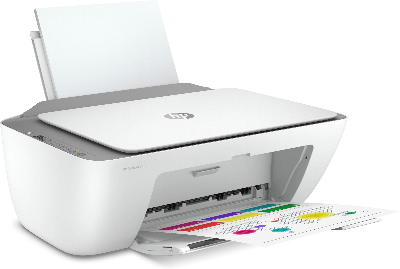HP DeskJet 2720 Thermische inkjet AIO 4800 x 1200 DPI 7,5 ppm A4 Wi-Fi, HP 305(XL)