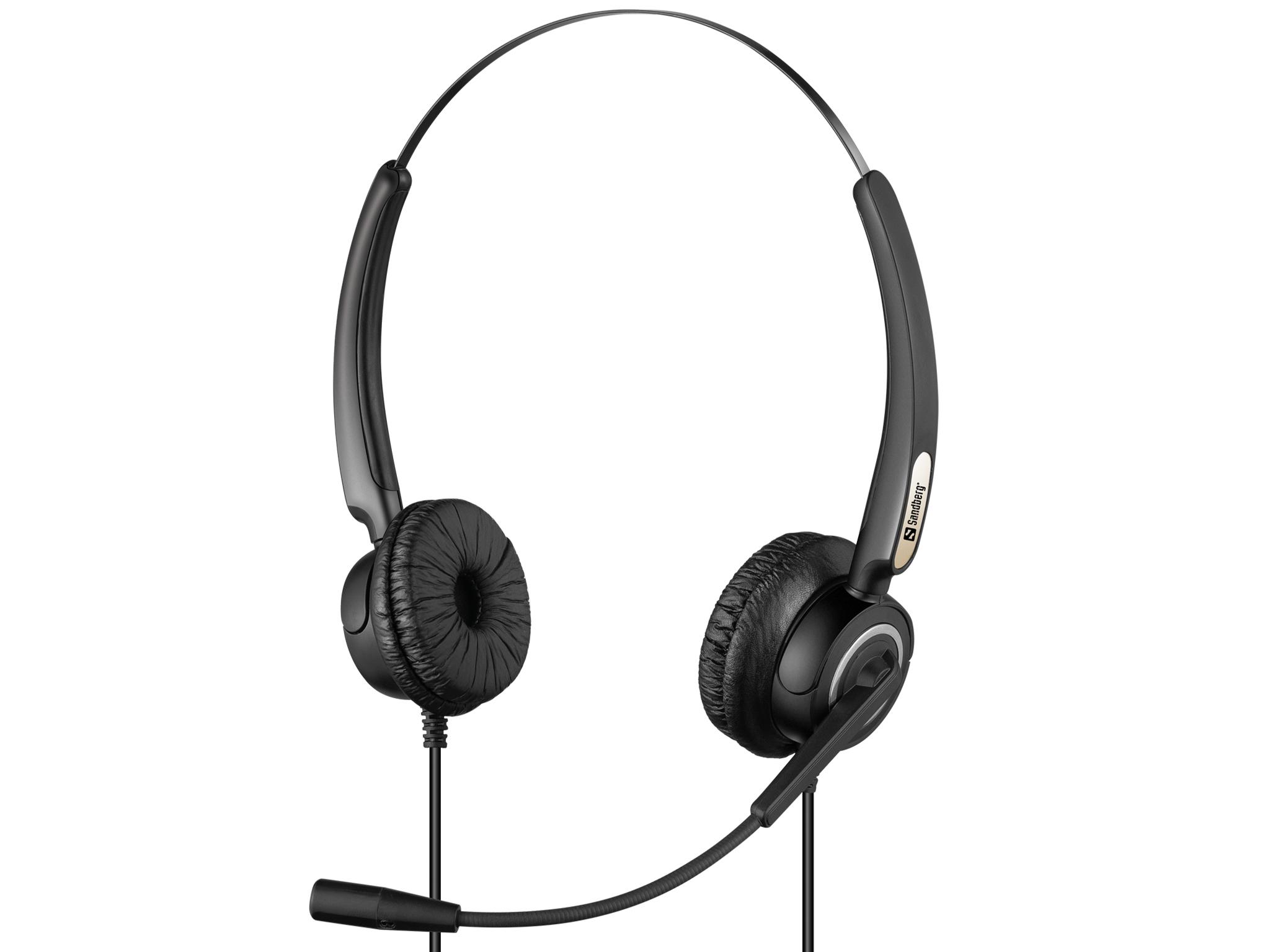 Sandberg USB Office Headset Pro Stereo