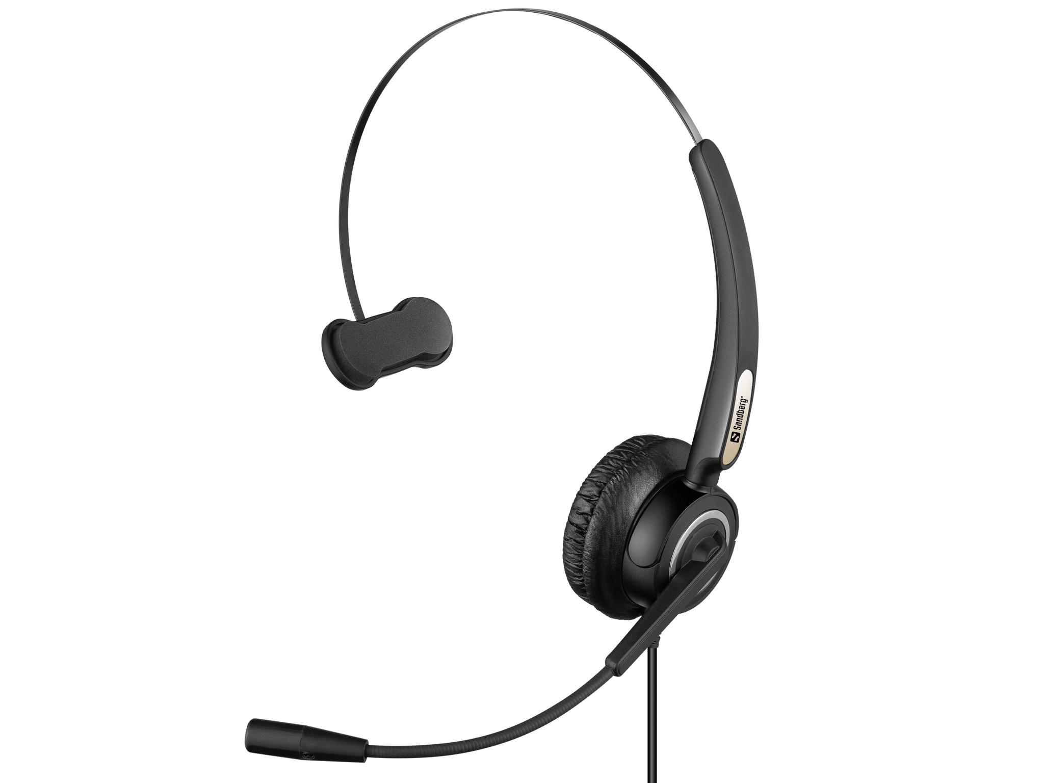 Sandberg USB Office Headset Pro Mono
