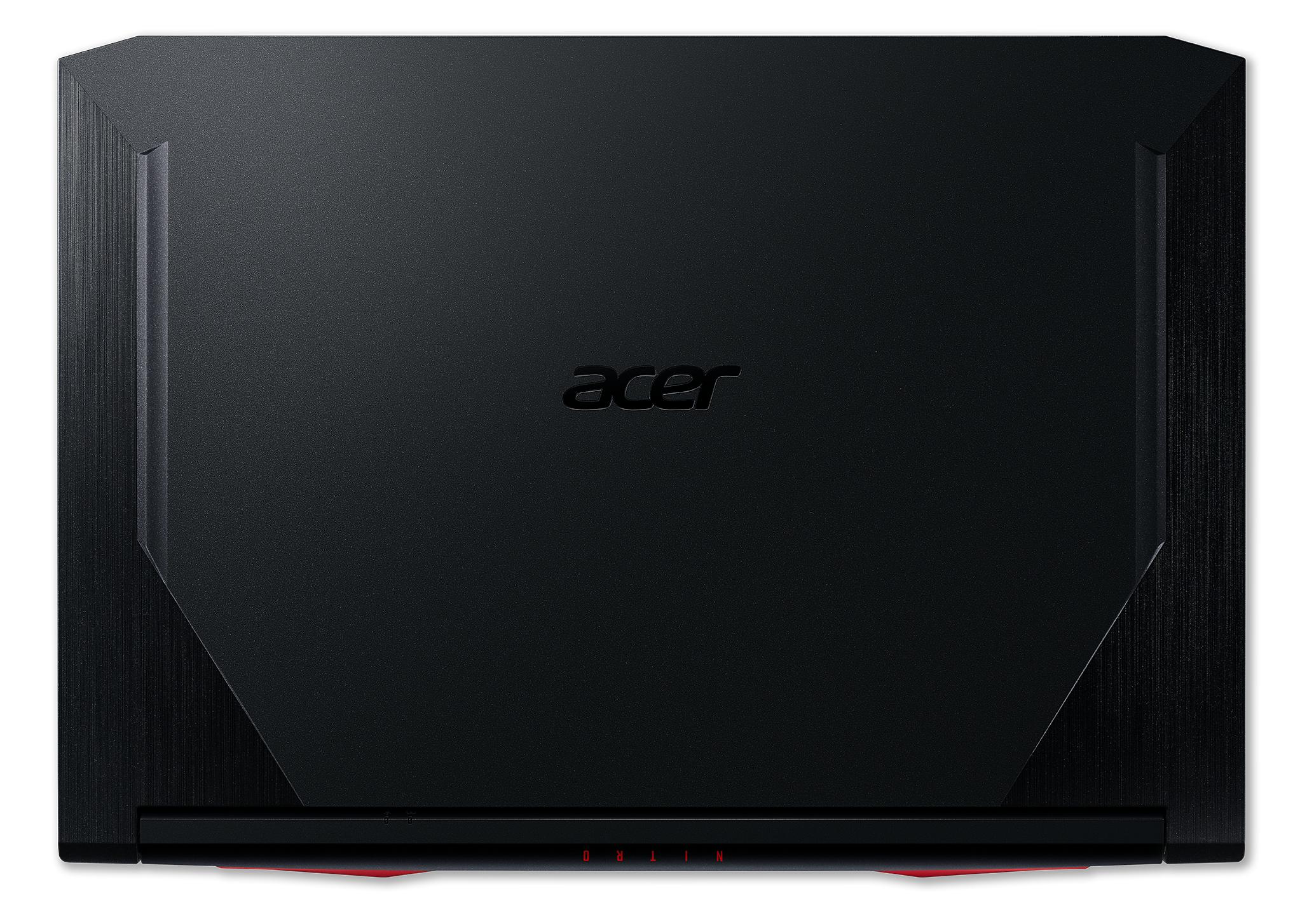 Acer Nitro 5 AN517-52-553P-17.3inch FHD,10300H,8GB,512GB SSD,NVIDIA GeForce GTX 1650 4GB,No ODD,Wi-Fi 6+ BT 5-Win 10