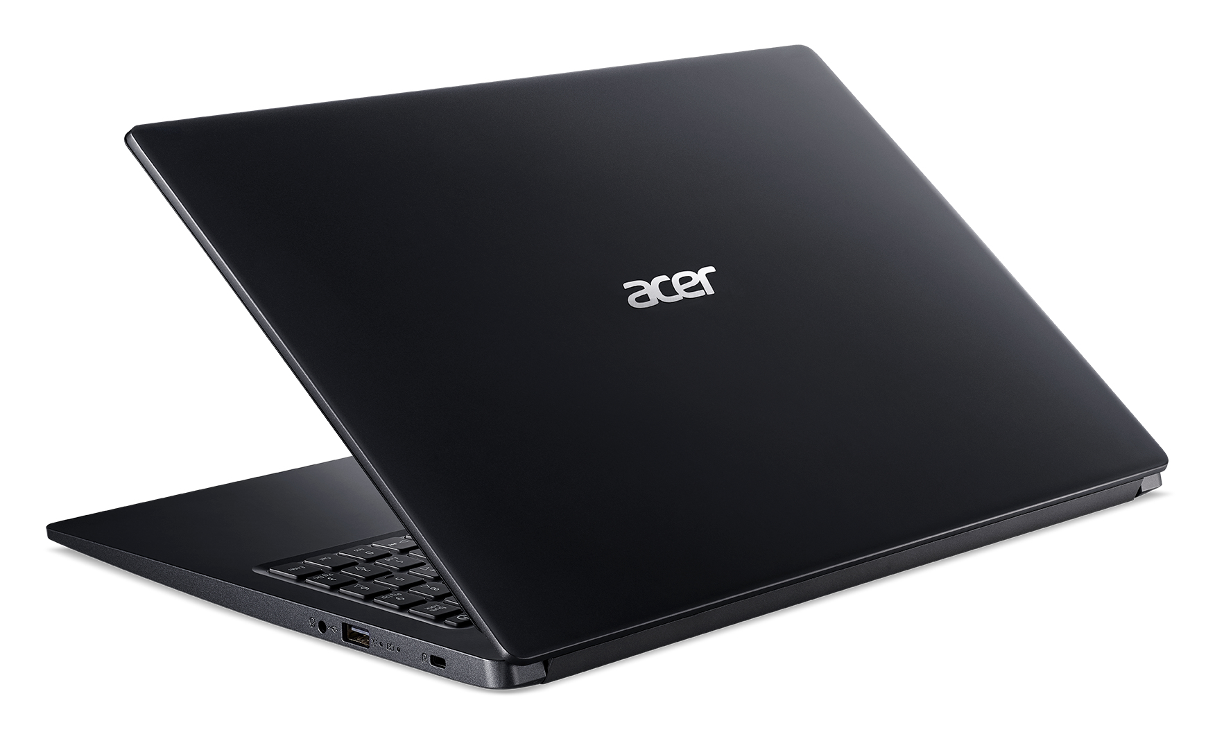 Acer Extensa 15 EX215-22-R40S, Charcoal Black, 15.6 inch FHD LED, AMD Ryzen 3 3250U, 8GB DDR4, 256GB PCIe NVMe SSD, Vega 3 Graphics, No ODD, Wi-Fi 5 AC + BT 4.0, 48 Wh battery, HD webcam with 2 Microphones, Windows 10 Home in S-Mode , US Intl keyboard