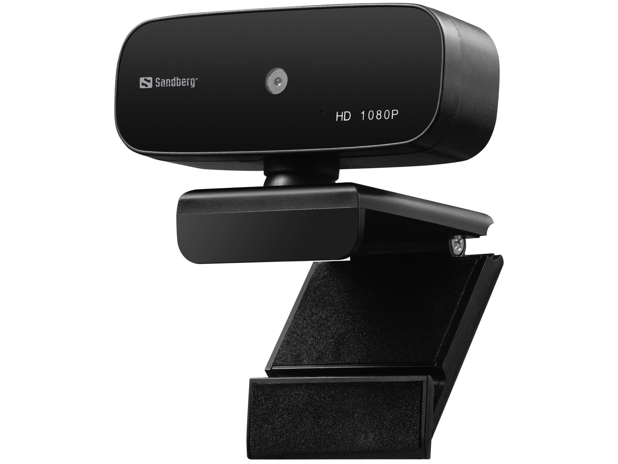 Sandberg USB Webcam Autofocus 1080P HD