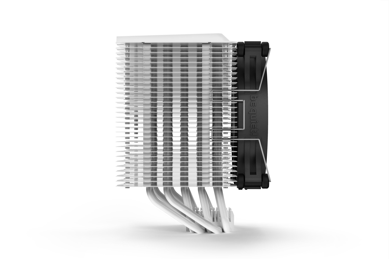 be quiet! Shadow Rock 3 White, 190W TDP, 120 mm PWM fan, Intel 1200, 2066, 1150, 1151, 1144, 2011(-3), AMD AM4, AM3+