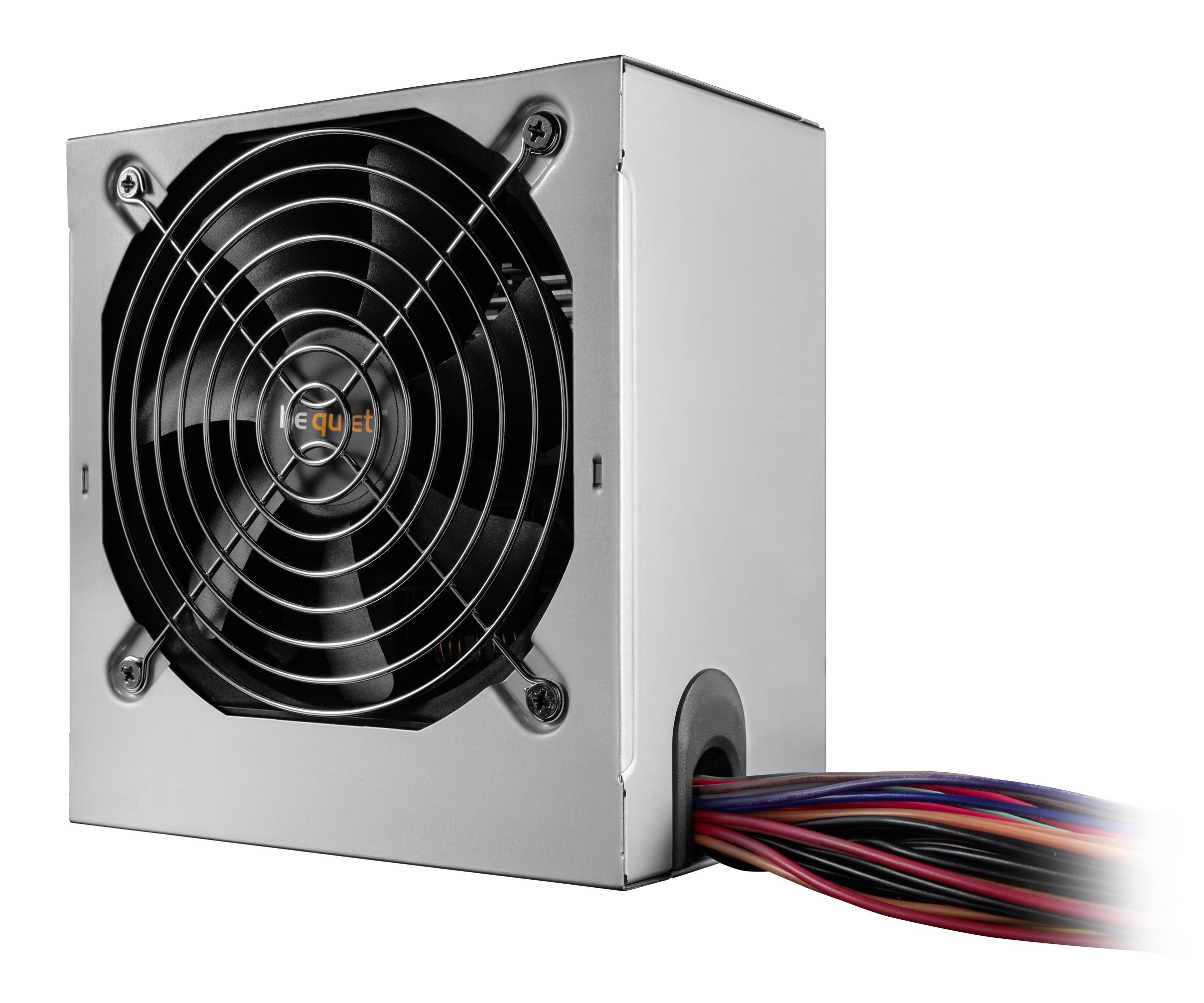 be quiet! System Power B9 450W, 80+ Bronze, ErP, Energy Star 6.1 APFC, 2xPCI-Ex, 6xSATA, 2xPATA, DC-DC // SB9-450W, bulk 10 per doos