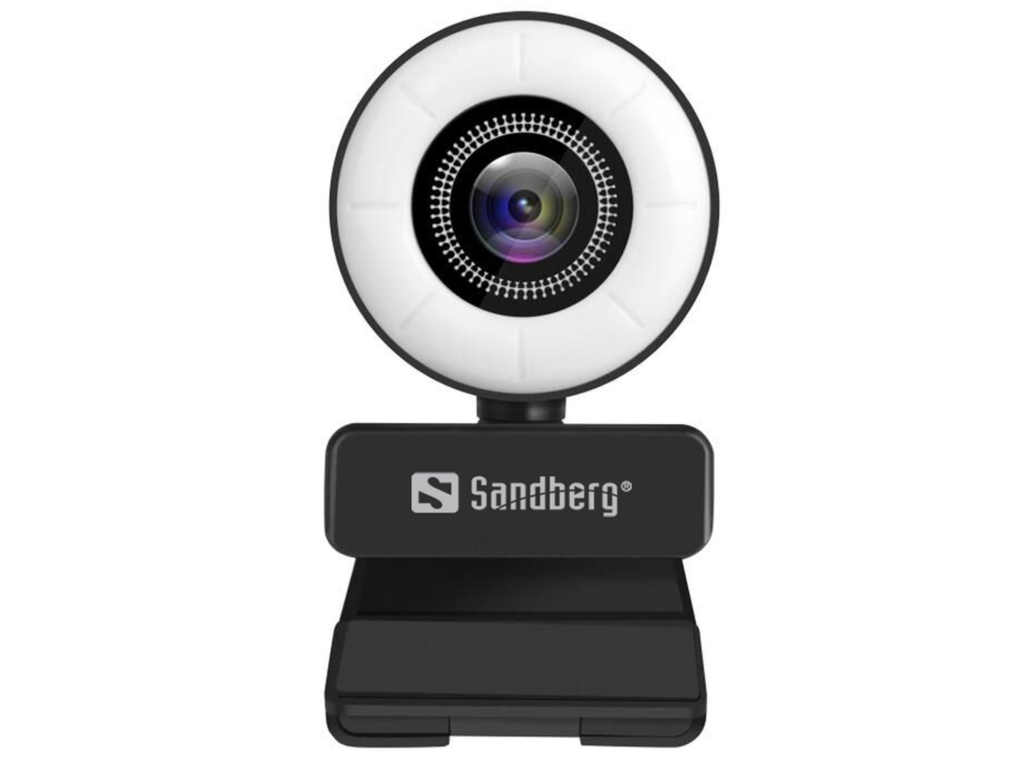 Sandberg Streamer USB Webcam