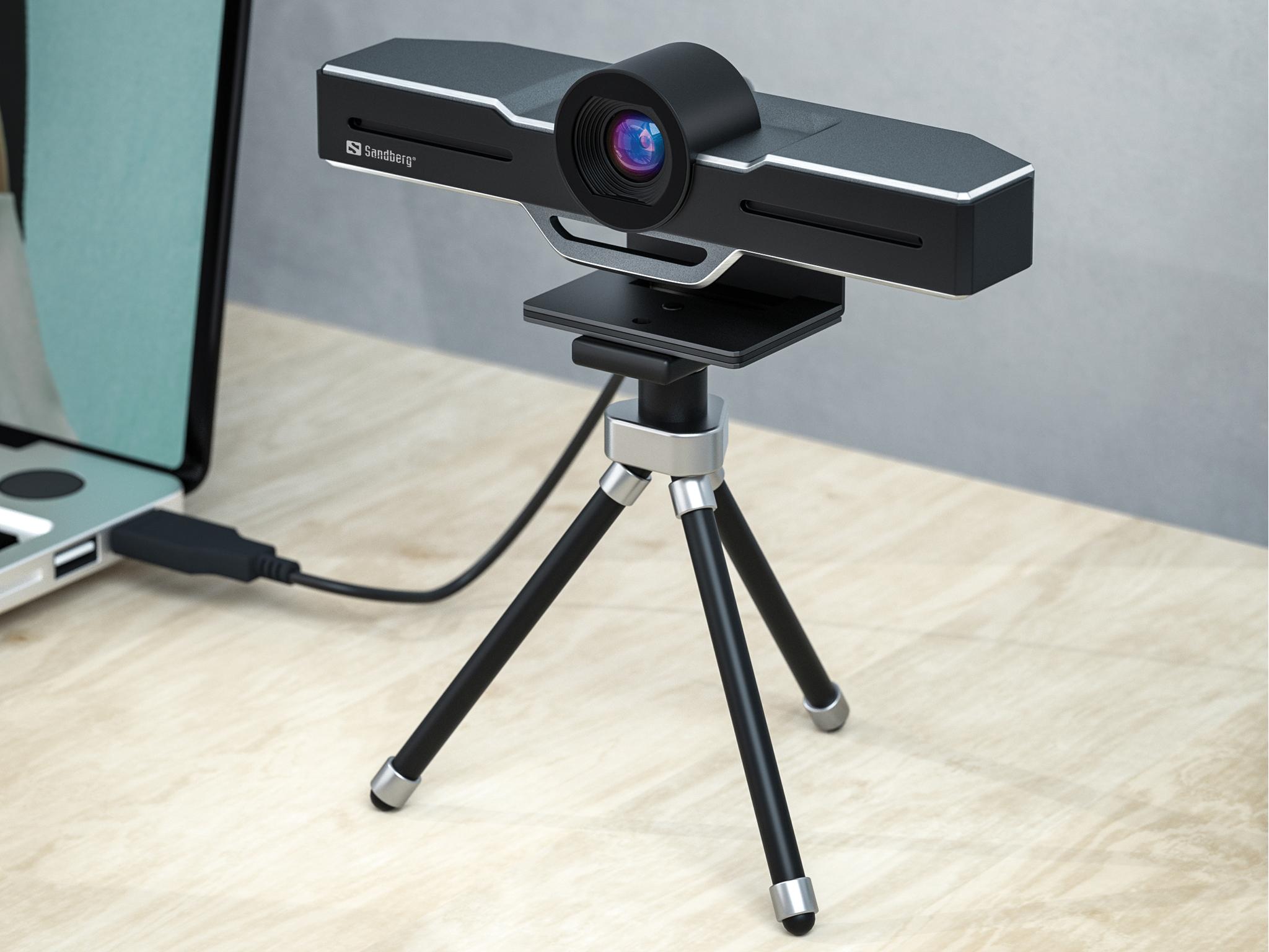 Sandberg ConfCam EPTZ 1080P HD Remote