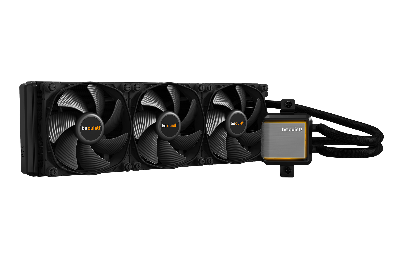 be quiet! SILENT LOOP 2 360mm, SilentWings 3, 3x120mm PWM High Speed Fan, Socket Intel:1200/2066/115X/2011-3) AMD:AM4/AM3(+), ARGB Leds