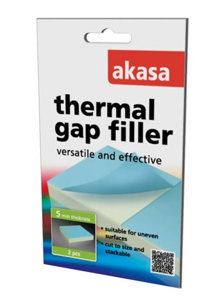 Akasa Thermal Gap Filler interface pad - 5mm