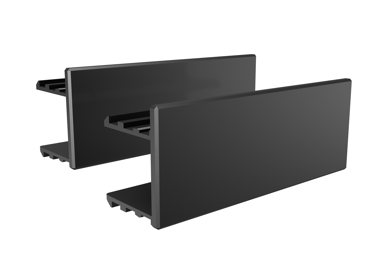 be quiet! HDD Slot Cover SB601/SB801/DB700