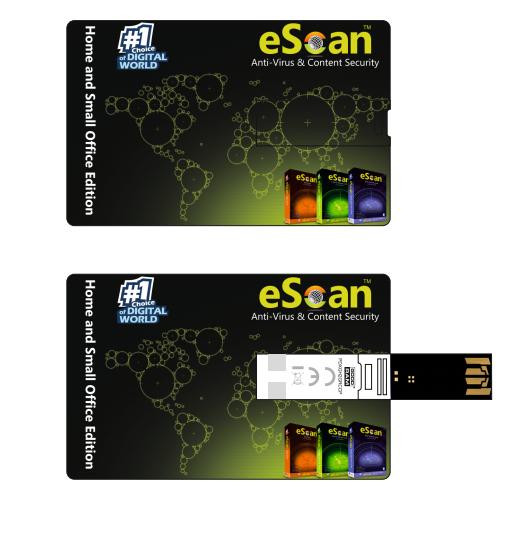 eScan SOHO Internet Security Suite - 1 computer 1 jaar - Retail