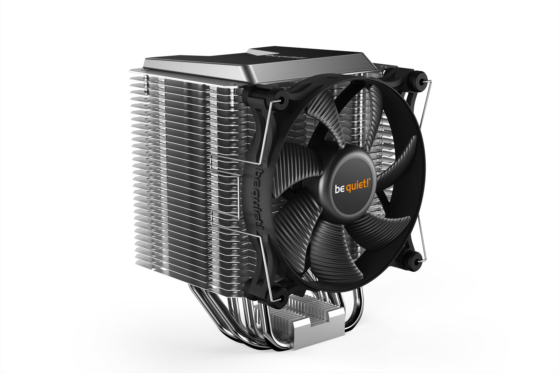 be quiet! Shadow Rock 3, 190W TDP, 120 mm PWM fan, Intel 1200, 2066, 1150, 1151, 1144, 2011(-3), AMD AM4, AM3+