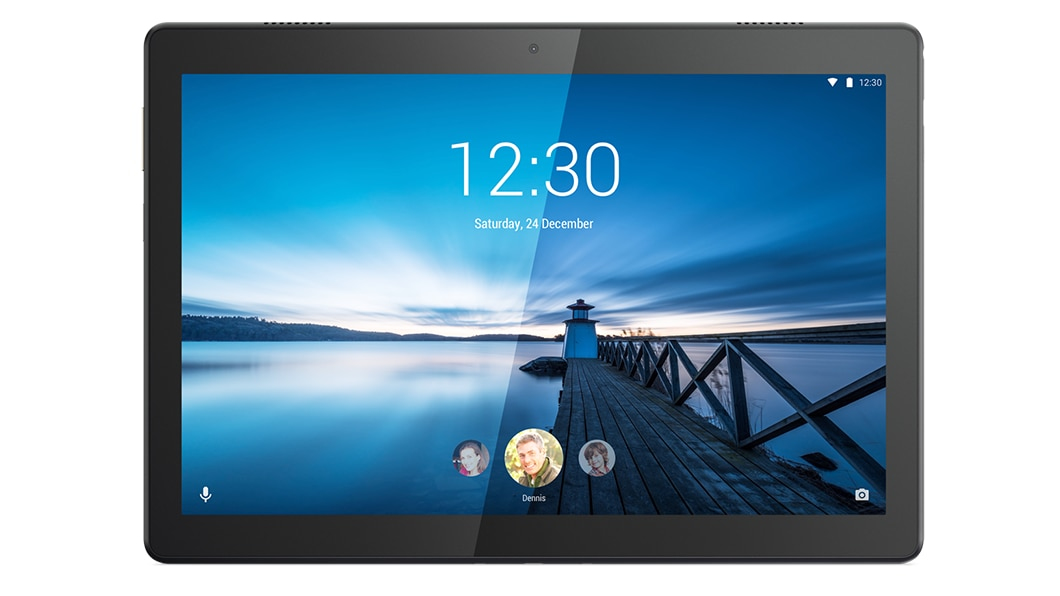 Lenovo TB-X505F Tab M10, 10.1inch HD (1280x800) IPS 300nits, Qualcomm Snapdragon 429, 2GB, 32GBeMMC, Android 9.0, Front 2.0MP / Rear 5.0MP, Slate Bl:ack