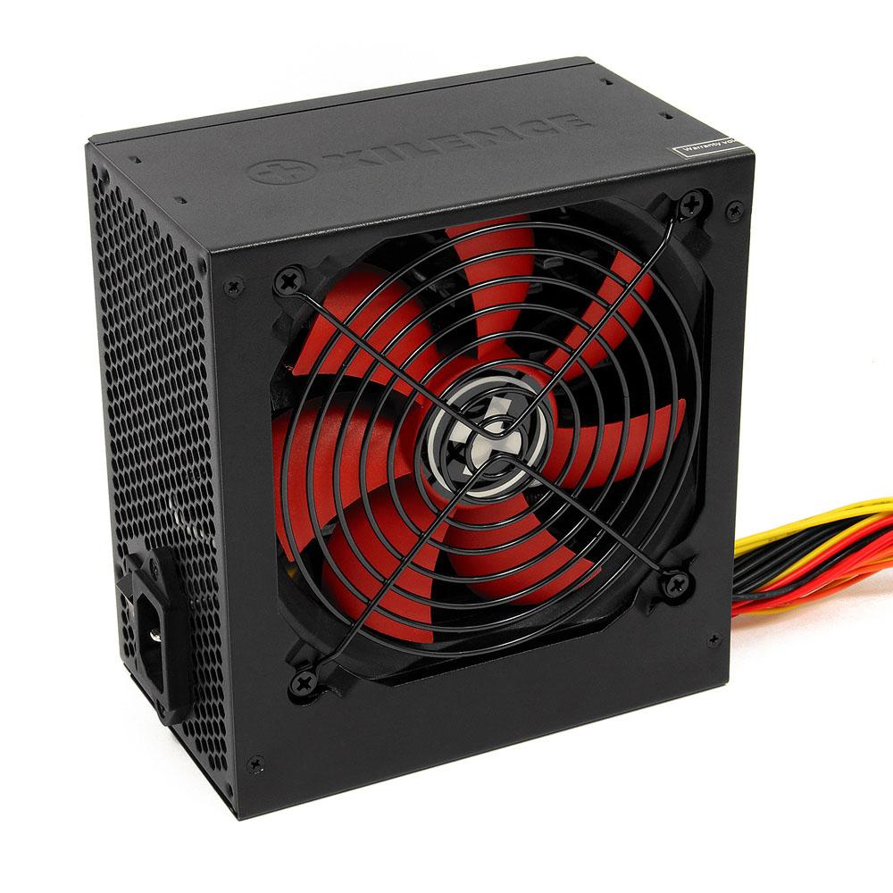 XILENCE Performance C, 500 Watt, ERP2014 APFC, 20+4 ATX, 2x4pin, 2x(2xsata+pata), PCIe 6+2 Pin, OVP, UVP, SCP, OLP, CE/TUV/RoHS,w/ 1,2M VDE power cord, 1pc/XILENCE color box and Master carton // XP500R6