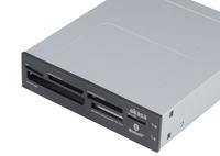 Akasa 3.5 akasa internal s-slot multicard reader with bluetooth