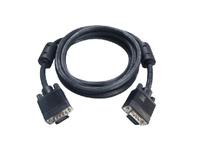 Gembird Premium VGA HD15M/HD15M dubbel afgeschermd met 2*ferriet kern 1.8 meter lange kabel, *VGAM