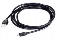 Gembird USB 2.0 Cable, USB A - Micro USB B , 1,8m , *USBAM, *MUSBBM