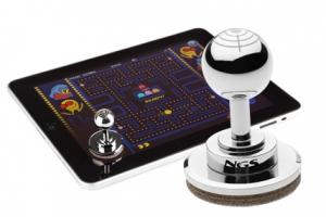 NGS Sonar, Joystick voor Tablet PC, Zilver, 50 x 50 x 51 mm, 350 g, FCC/FC