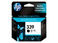 Hewlett packard 339 inktcartridge zwart standard capacity 21ml 860 pagina s 1-pack