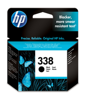 HP 338 inktcartridge zwart standard capacity 11ml 450 pagina s 1-pack