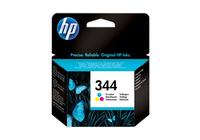 HP 344 inktcartridge drie kleuren standard capacity 14ml 560 pagina s 1-pack