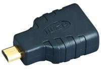 Gembird HDMI naar Micro-HDMI adapter, *HDMIF, *MHDMIM
