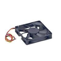 Ventilator, 70x70x15mm, glijlager, 3-pins connector, grootverpakking