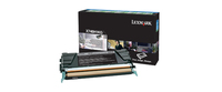 Lexmark x746, x748 tonercartridge zwart standard capacity 12.000 pagina s 1-pack - return program
