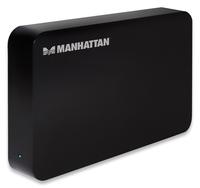 Manhattan manhattan drive enclosure, hi-speed usb 2.0, sata, 3.5inch