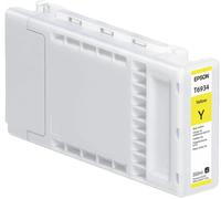 Epson t693400 inktcartridge geel high capacity 350ml ultrachrome xd